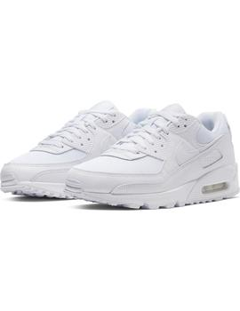 Zapatillas Nike Air Max 90 White/White-White-Wolf
