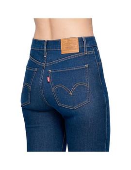 Pantalon Levis Mile High Super Skinny On The Ris Mujer
