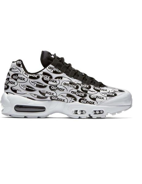 Zapatillas Nike Air Max 1 Blanco Negro