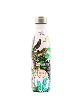 Botella Cool Bottles Tropical Jungle Pink 500 ml