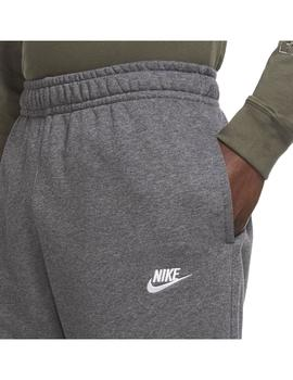 Pantalón Nike Sportswear Club Fleece Charcoal Heat