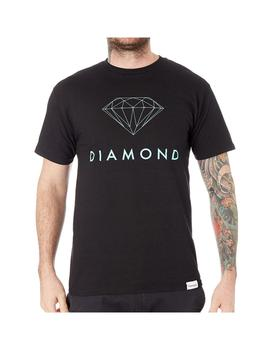 CAMISETA DIAMOND SHORT SLEEVE NEGRO HOMBRE