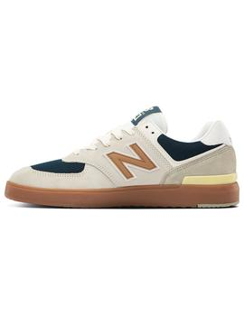 Zapatillas New Balance All Coasts AM574 White Hombre