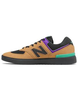 Zapatillas New Balance All Coasts AM574 Brown Hombre