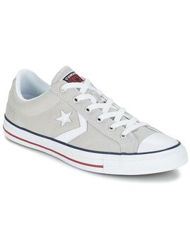 Zapatillas Converse Star Player Ox Cloud Grey/White Hombre