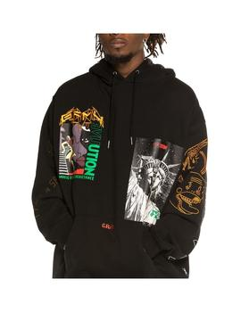 Sudadera Grimey Liveution Magic 4 Resistance Hoodi