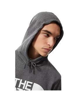 Sudadera The North Face Standard Tnf Medium Grey Hombre