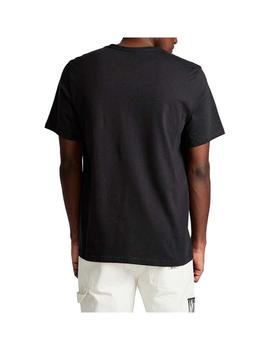 CAMISETA ELEMENT ROLLING SS OFF NEGRO HOMBRE