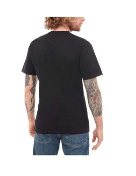 CAMISETA VANS FLYING START BLACK HOMBRE
