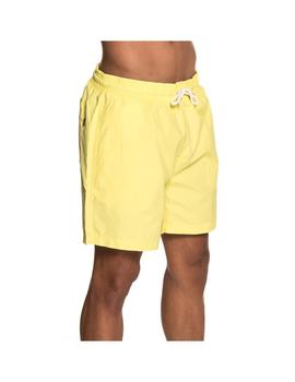 BERMUDA GRIMEY HERITAGE SWIMMING YELLOW