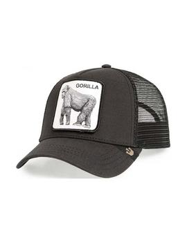 GORRA GOORIN CARRYOVER KING OF THE JUNGLE NEGRO UNISEX