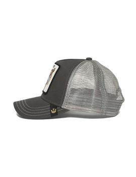 Gorra Goorin Baseball Carroyer Eye Gris Unisex