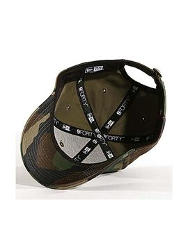 Gorra New Era League Kids 940 Neyyan Camuflaje Unisex