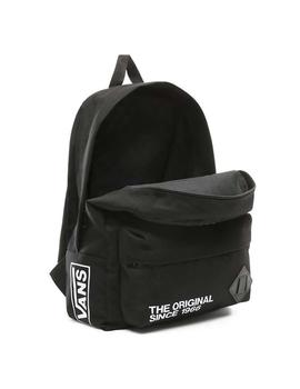 64373ccb0 ... Mochila Vans Old Skool II Black/White Unisex