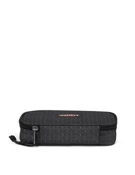 ESTUCHE EASTPAK OVAL SINGLE STITCH GRIS UNISEX