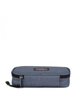 Estuche Eastpak Oval Single Crafty Azul Unisex