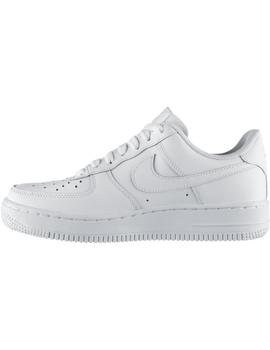 ZAPATILLAS NIKE AIR FORCE 1 GS BLANCO MUJER