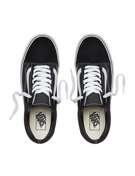 ZAPATILLAS VANS OLD SKOOL PLATFOR NEGRO