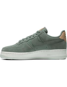 ZAPATILLAS NIKE AIR FORCE 1  07 PRM VERDE MUJER