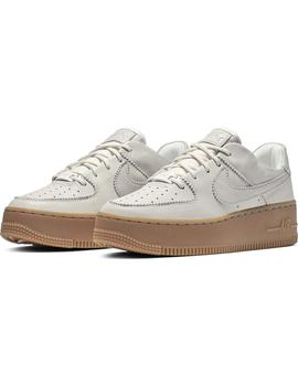 Zapatillas Nike Air Force 1 Beige Mujer