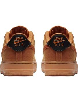 air force 1 mujer marrones