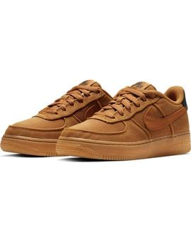 Agricultura Sin personal Móvil  ZAPATILLAS NIKE AIR FORCE 1 LV8 STYLE MARRON MUJER
