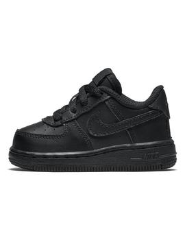 ZAPATILLAS NIKE FORCE 1 (TD) NEGRO NIÑO