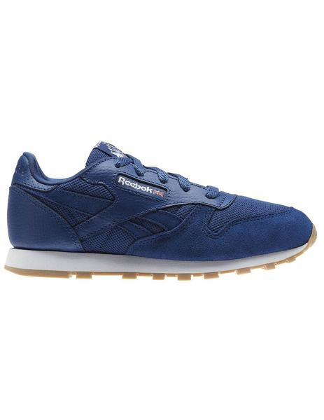 ZAPATILLAS REEBOK CL LEATHER ESTL AZUL N