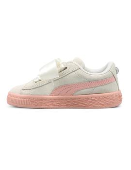 ZAPATILLAS PUMA SUEDE HEART JEWEL WHISPE