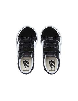 Zapatillas Vans Old Skool Black Niño