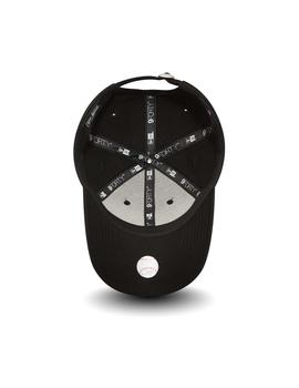 Gorra New Era MLB League Basic Neyyan Negro Niños