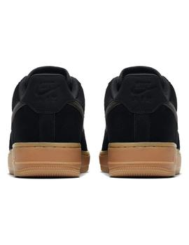 ZAPATILLAS NIKE AIR FORCE 1 07 NEGRO HOM