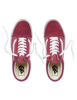 Zapatillas Vans Old Skool Rumba Red/Wht