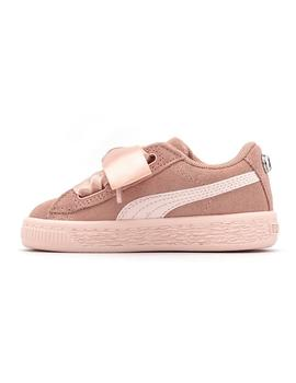 ZAPATILLAS PUMA SUEDE HEART JEWEL PS BEI