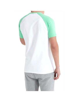 Camiseta Ellesse Cassina Wht Green