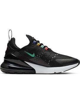 Zapatillas Nike Nike Air Max 270 Black/Flash Crims