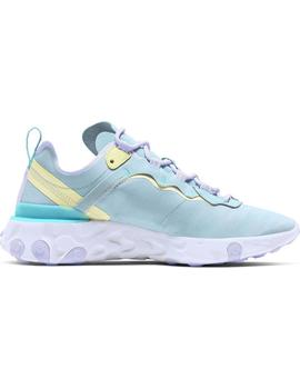 Zapatillas Nike Nike React Element 55 Ocean Cube/A