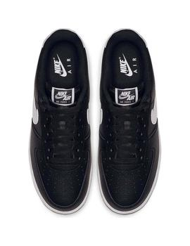 Zapatillas Nike Nike Air Force 1 Black/White-Wolf
