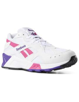 ZAPATILLAS REEBOK AZTREK WHITE/ROSE
