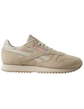 ZAPATILLAS REEBOK CL LEATHER MU LIGHT BEIGE OMBRE